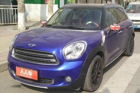 北京二手MINI-COUNTRYMAN 2014款 1.6L COOPER Excitement