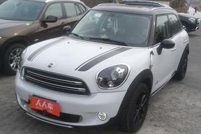 长春二手MINI-COUNTRYMAN 2016款 1.6T COOPER ALL4 Fun装备控