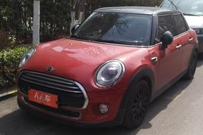 济南二手MINI-MINI 2015款 1.5T COOPER Excitement 五门版